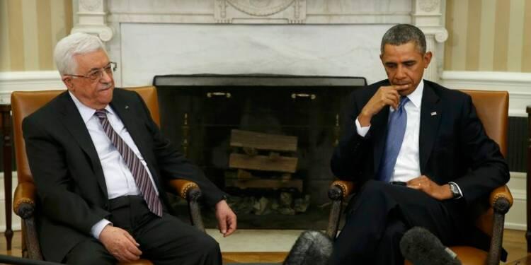"""Obama invite Abbas à prendre des """"risques"""" pour la paix"""