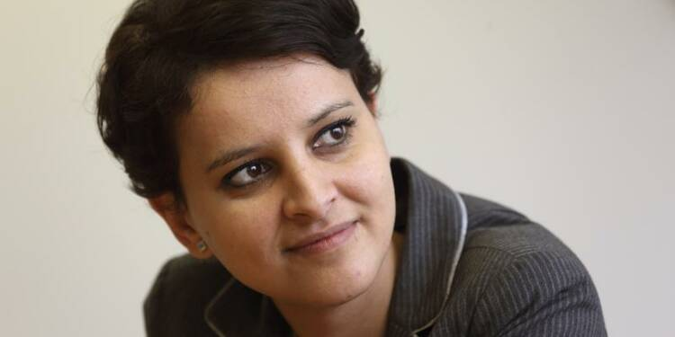 "Affaire Leonarda: Vallaud-Belkacem ""choquée"" mais défend Valls"