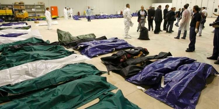Reprise des recherches après le naufrage de Lampedusa