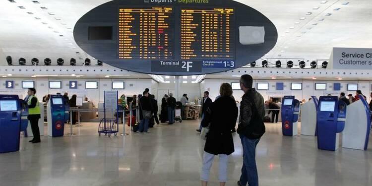 L'Etat français cède des parts d'Aéroports de Paris