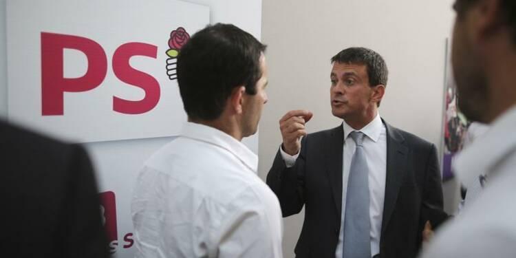 Valls fait la paix avec Taubira sur la réforme pénale