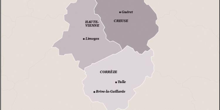 Limousin (17ème) : l'industrie n'est pas seule à caler, l'agriculture et le tourisme aussi