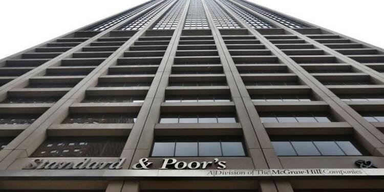 Standard & Poor's relève la note souveraine de l'Irlande à A-