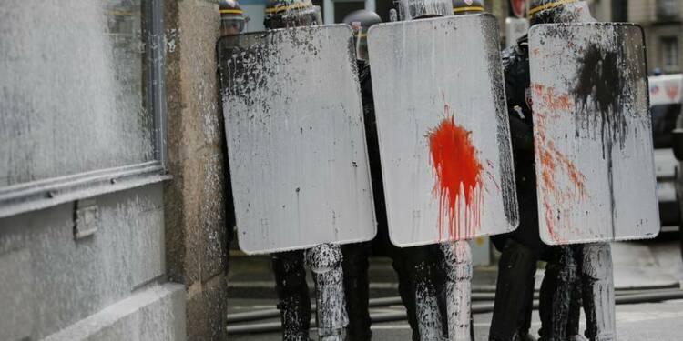 Des personnes condamnées après la manifestation de Nantes