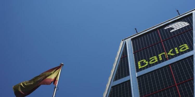 Bankia revoit ses suppressions d'emplois à la baisse