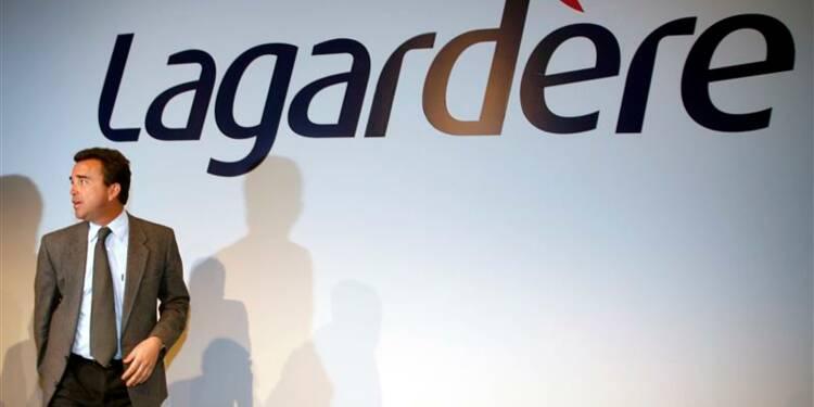 Lagardère demande 1,6 milliard d'euros de trésorerie à Vivendi