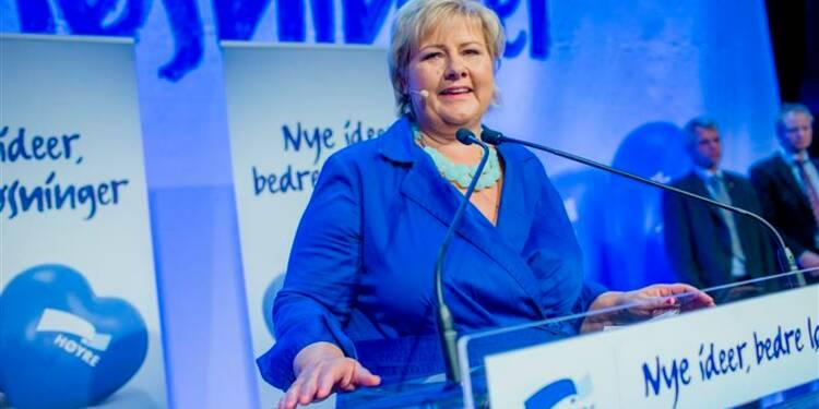 Les conservateurs reviennent au pouvoir en Norvège