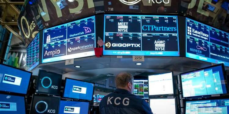 """Nouvelle """"saison des résultats"""" à Wall Street"""