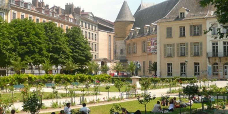 Grenoble : Le calme est revenu, après deux années de dégringolade