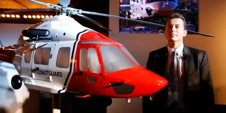 Airbus Helicopters anticipe une hausse de ses ventes en 2014