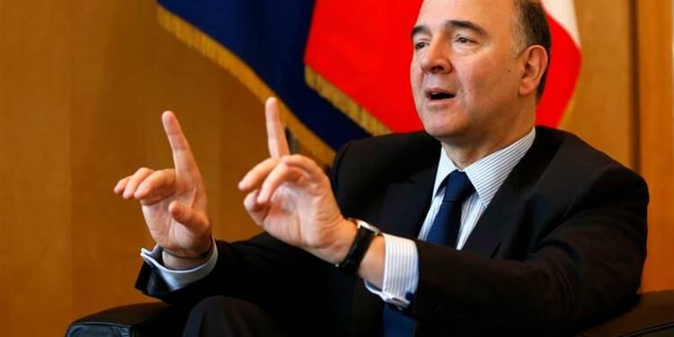 Pierre Moscovici favorable à une fusion RSA-prime pour l'emploi