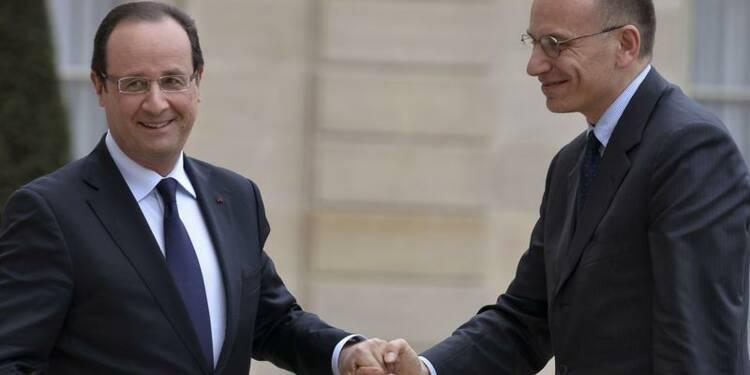 Le sommet franco-italien de Rome dominé par l'agenda européen