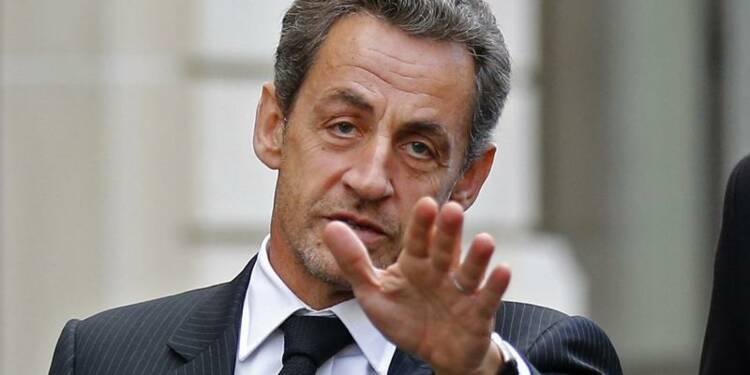 """Nicolas Sarkozy pourrait revenir """"par devoir"""" en politique"""