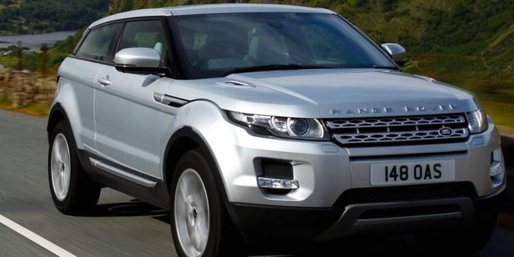 Land Rover roule à nouveau des mécaniques