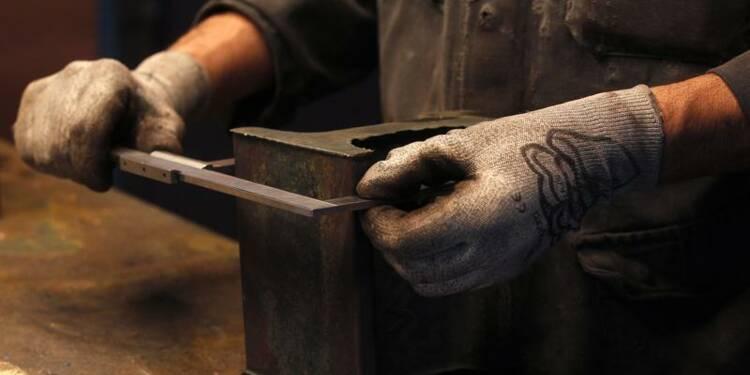 L'emploi intérimaire repart à la hausse en novembre