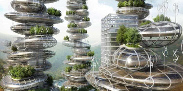 Bienvenue dans les bureaux du futur