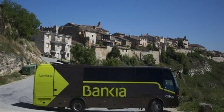 Bankia affiche un bénéfice plus que doublé au 1er trimestre