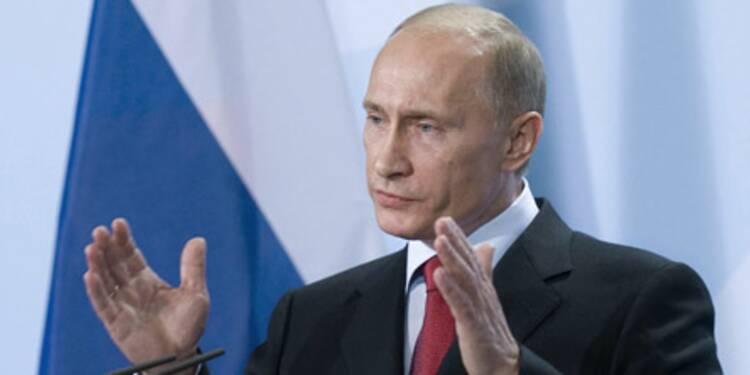 Depardieu a rencontré Poutine et récupéré son passeport