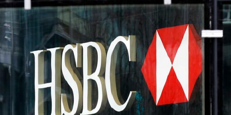 HSBC supprime encore 1.149 emplois au Royaume-Uni