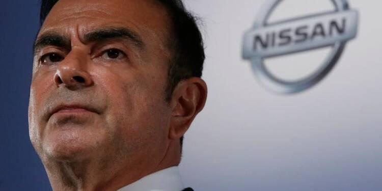 Nissan annonce des prévisions annuelles sous le consensus