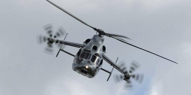 Contrat de 40 millions d'euros pour Eurocopter en Inde