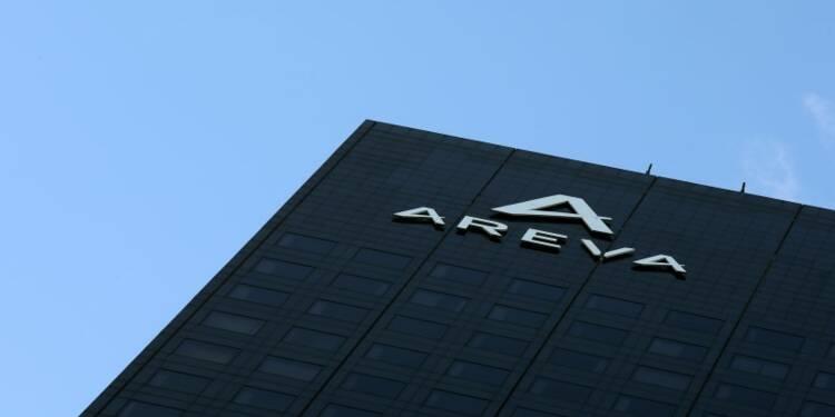 Areva monte en Bourse après avoir décroché un contrat en Grande-Bretagne