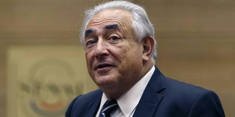 DSK nommé conseiller financier du gouvernement serbe