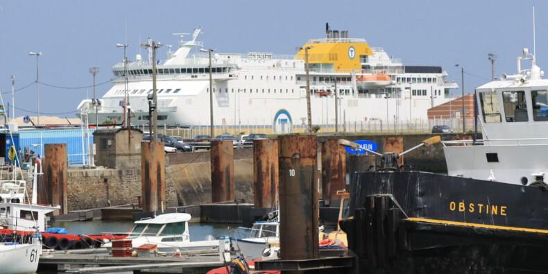 A Dieppe, les ferries n'ont pas fini de faire la manche