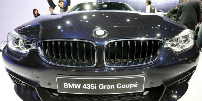 BMW vise plus de deux millions de ventes en 2014