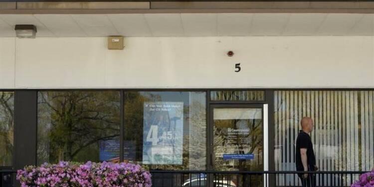 Bank of America responsable des escroqueries de Countrywide