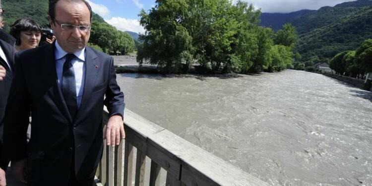 Les dégâts des inondations évalués à 35 millions d'euros