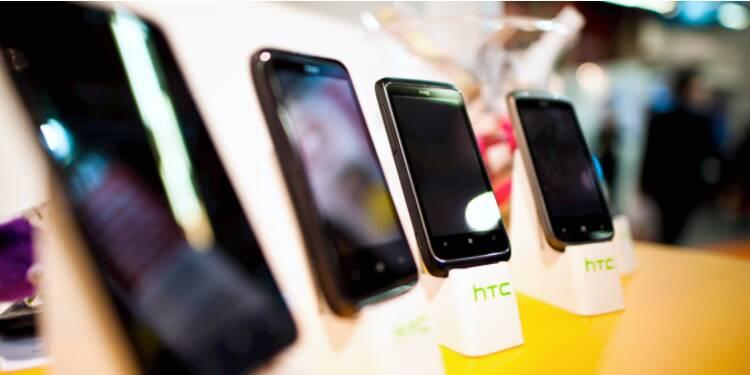 Plus d'un smartphone vendu sur deux tourne sous Android