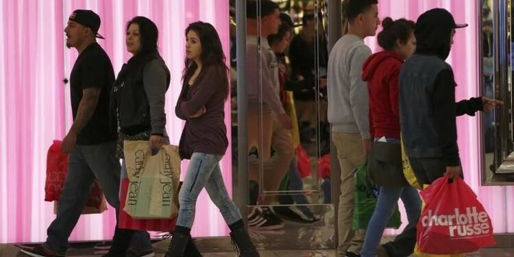 Plus forte hausse des ventes au détail aux Etats-Unis que prévu