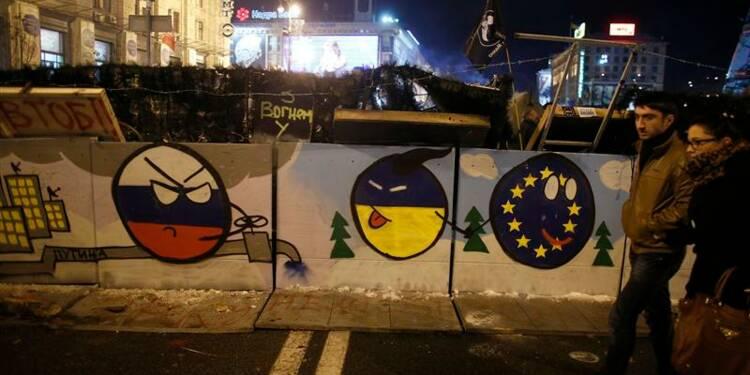 L'opposition ukrainienne espère mobiliser un million de personnes