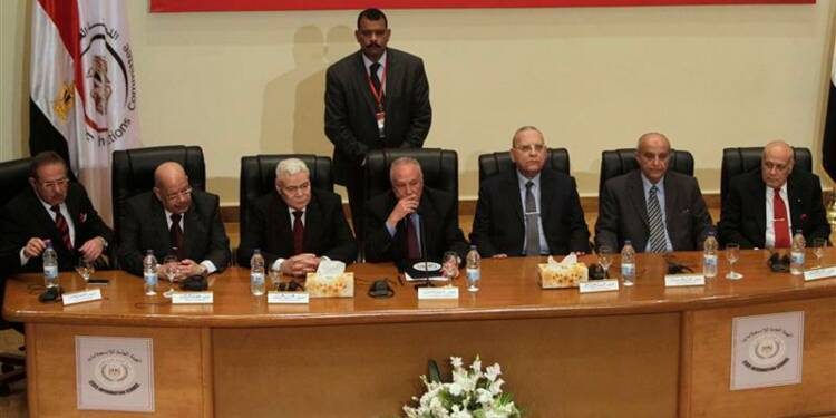 La Constitution égyptienne approuvée à 98,1%