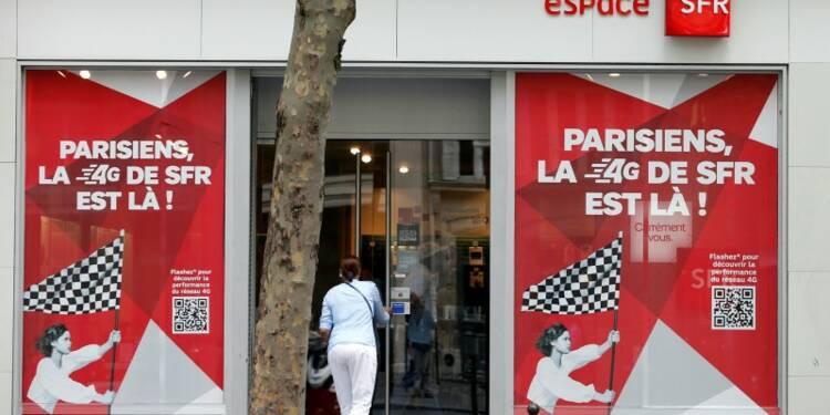 Vivendi a reçu une offre de Bouygues et une d'Altice pour SFR