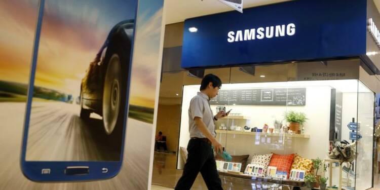 La vente de plusieurs modèles de Samsung interdite aux Etats-Unis