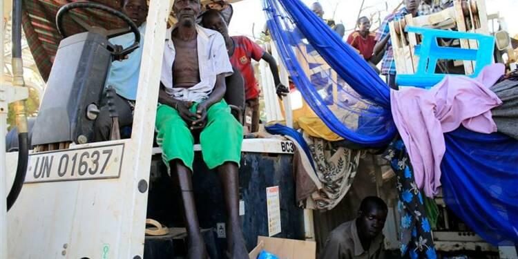 Fosses communes mis au jour au Soudan du Sud