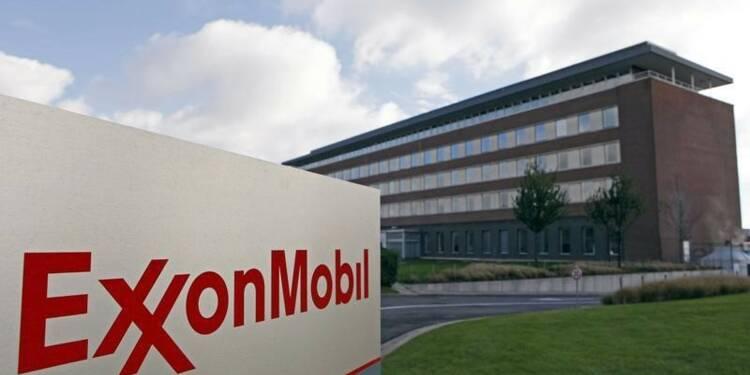 Le bénéfice d'Exxon Mobil meilleur que prévu au 1er trimestre