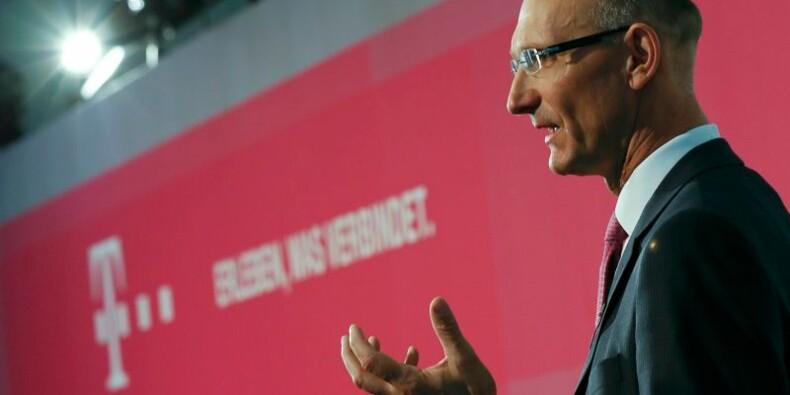 Hausse de 1,3% du bénéfice trimestriel de Deutsche Telekom