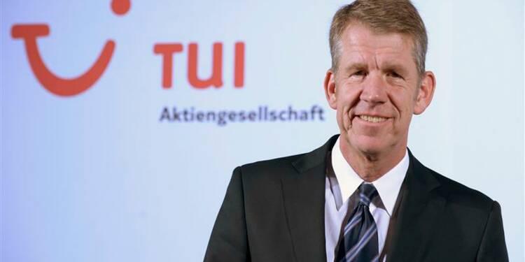 TUI confirme ses objectifs de 2013 et bat le consensus