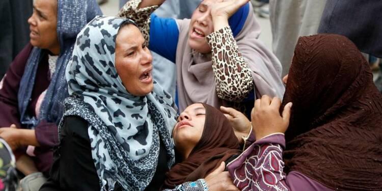 La peine capitale requise contre 683 Frères musulmans en Egypte