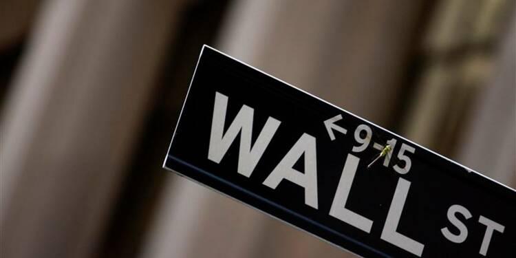 Wall Street ouvre en baisse avec l'impasse budgétaire