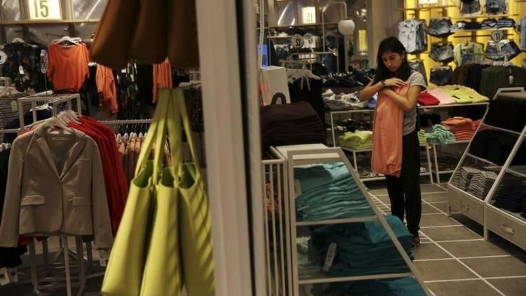 Les ventes au détail ont stagné en mai dans la zone euro