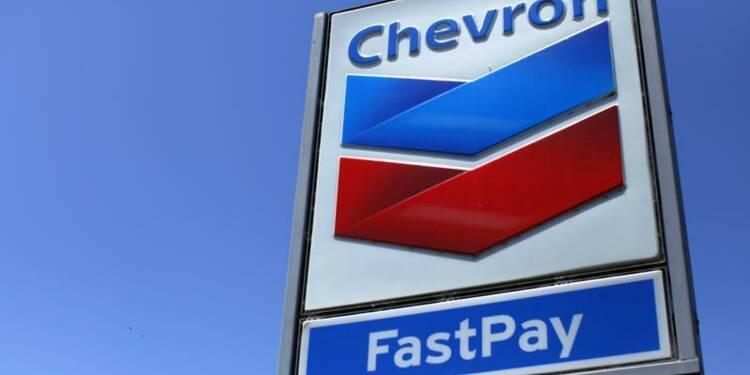Le bénéfice de Chevron risque de décevoir au 4e trimestre