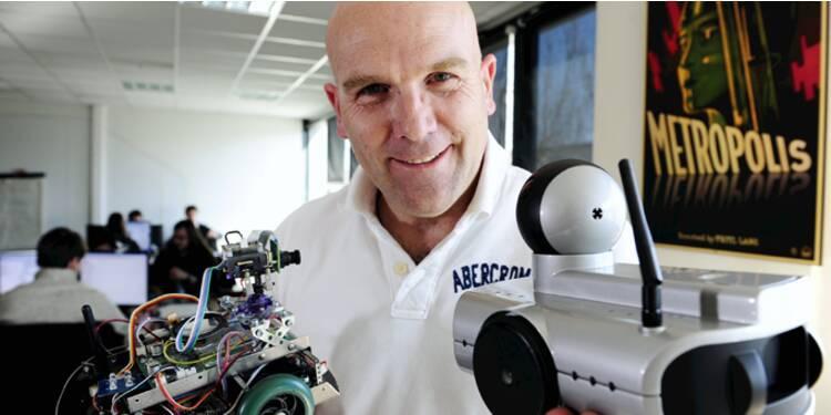 Bruno Bonnell, Pdg de Robopolis : le retour gagnant de l'ami des robots