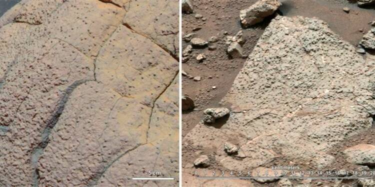 Mars a bien abrité les ingrédients propices à la vie
