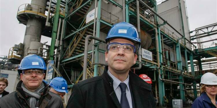 "Arnaud Montebourg défend le gaz de houille, ""made in France"""