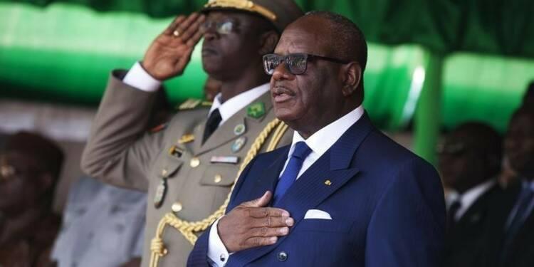 Le président malien nie tout lien avec un dossier de corruption