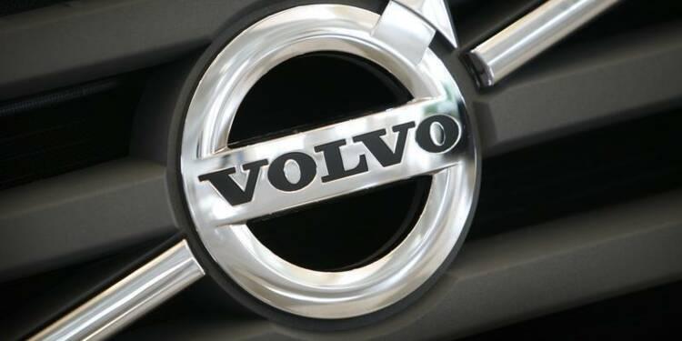 Volvo va concentrer une partie de sa production en France